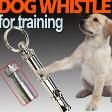 Top Quality Supersonic Sound Pitch Silent Dog Pet Puppy Command Training Whistle