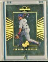 1994 Leaf Limited #16 MIKE PIAZZA Los Angeles Dodgers 8366/10000 HOF