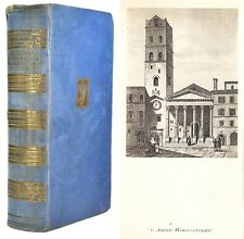 Gregorovius, Wanderjahre in Italien, 60 Tafeln, 1928