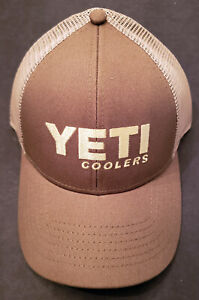 YETI Coolers Olive Hat Discontinued