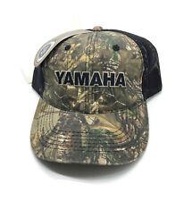 YAMAHA CAMO HAT CAP CRP-14HTR-CM-NS
