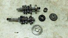 01 Suzuki SV650 SV 650 S SV650s transmission tranny gear box