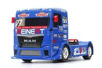 Tamiya 1/10 RC Car No.642 1/14 Team Reinert Racing Man TGS TT-01 TYPE-E 58642