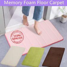 Memory Cotton Carpet Soft Home Bathroom Anti-Skid Pad Water Absorbent Mat