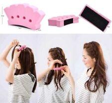 XL French Hair Braider Sponge Wonder Frisurenhilfe Twister Haardreher Topsy Tail