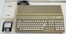 Atari 1040 ST F Computer. Tested & Working fine. Disks, Book, Powercord. Nice