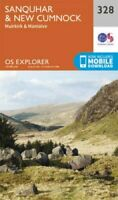 Sanquhar and New Cumnock by Ordnance Survey 9780319245804 | Brand New