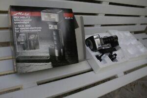 flash mecablitz  metz 45 CT4 SCA300