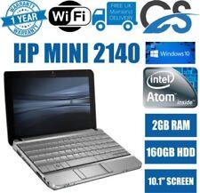 """Notebook e portatili Intel Atom con hard disk da 160GB con dimensione dello schermo 10,1"""""""