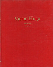 Romans. Tomo 3°- VICTOR HUGO, 1963 Editions du Seuil, in francese- ST407