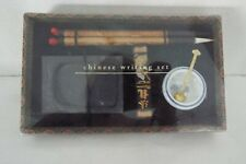 Chinese Calligraphy Piece Set Pier One Imports Nib