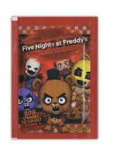 Just Toys Intl. five nights at Freddy's sticker sammelbilder Booster bolsa nuevo