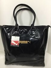 f7d488961369 Puma patent leather tote bag