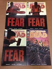 The Walking Dead #97 98 99 100 (3 different covers) 101 102 1st appearance Negan