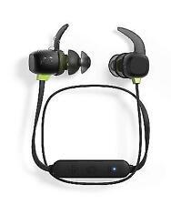 Optoma NuForce Be Sport4 Wireless Sport Earphones - Black
