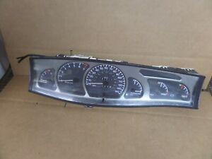 97 98 99 Cadillac Catera Speedometer Instrument Cluster Oem 1997-1999 167k Miles