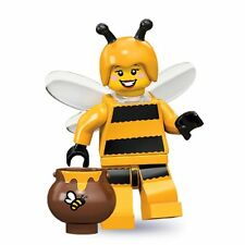 LEGO #71001 Mini figure Series 10 BUMBLEBEE GIRL