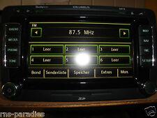 SKODA COLUMBUS RNS 510 DAB+ Navigation 3T0035686H MIT KARTENMATERIAL V14