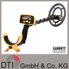 Garrett ACE 150 Metalldetektor, Metallsonde