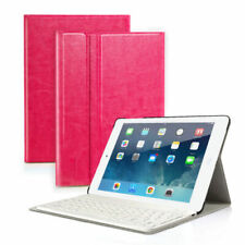 """UK iPad 2018/2017 6th/5th Gen 9.7""""Smart Bluetooth Keyboard with Stand Case Cover"""