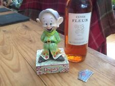"""V Rare Disney Tradition Dopey- 7 Dwarves. Simply Adorable 7"""" Tall Unboxed"""
