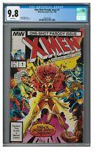 "One-Shot Parody Issue #1 (1986) ""Zhmen"" X-Men Phoenix CGC 9.8 EB645"