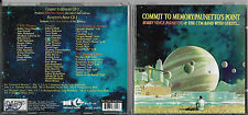 2 CDs 17T BOBBY PAUNETTO & CTM BAND & GUESTS COMMIT TO MEMORY/PAUNETTO'S POINT