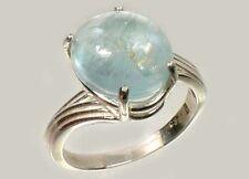 Aquamarine Ring 6ct Antique 18thC Ancient Greek Mariner Ocean Safety Amulet Gem