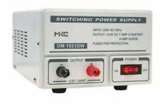 MKC DM1922SW 13,8V Alimentatore Professionale Switching - Argento