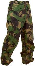 Genuine British Army DPM Combat GoreTex Elasticated Waterproof Trousers All Size