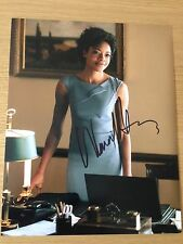 Original Autograph of Naomie Harris  James Bond, Skyfall, Moonlight