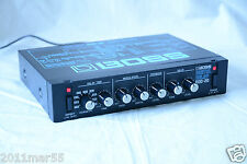 BOSS RDD-20 Digital Delay Rare black panel Vintage rack SDE-3000 DD-2 big chip