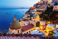1000 Pieces Kids Adult Puzzle Seaside Town Amalfi Italy Jigsaw Difficult Puzzle