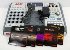 Akai Professional MPC Renaissance with Install CD and 4 Expansion Pack CDs