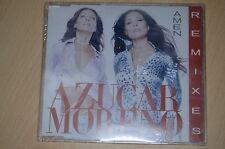 Azucar Moreno – Amen (Remixes). Precintado. CD-Maxi