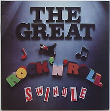 "Sex Pistols - The Great Rock 'N' Roll Swindle 2xLP 1979 UK ""IN BETWEEN"" VERSION"