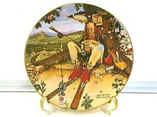 "Norman Rockwell ""April Fool"" Collector Plate"