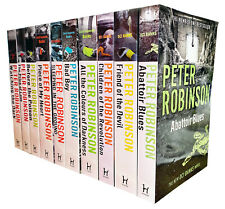 Peter Robinson Chief Inspector Banks Series 10 Books Collection Set Bad Boy