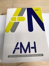 AUSTRALIAN MEDICINES HANDBOOK 2017 BY AMH***BRAND NEW***.