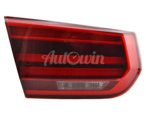 BMW 3 SERIES F30 LCI REAR TAILLIGHT IN TRUNK LEFT SIDE GENUINE USA 63217369121