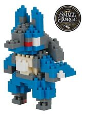 Nanoblock Pokemon, LUCARIO - NBPM068, 160 Pieces, Level 3, NEW