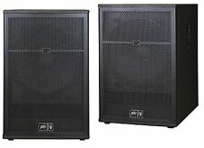 "Peavey SP 118BX 18"" PA subwoofers USA made passive sp118bx pro rider 4800w subs"