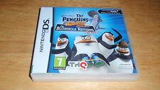 Penguins of Madagascar-Dr.Blowhole Returns Again for Nintendo DS,Lite,DSi & 3DS