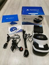 Sony PlayStation 4 PS4 VR Headset PSVR V1 CUH-ZVR1 - BOXED Next Day Delivery!