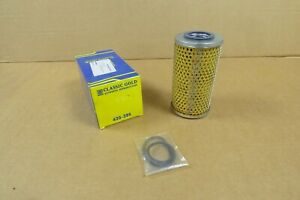 OIL FILTER MG T SERIES (Filtro aceite MG Tipo T) 435-395