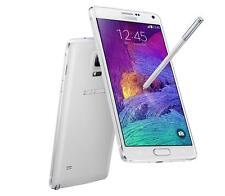 Samsung Galaxy Note 4 SM-N910P White Sprint 4G LTE Excellent Condition Clean ESN