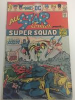 1976 DC ALL-STAR COMICS #58 1ST APPEARANCE POWER GIRL