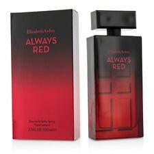 Elizabeth Arden Always Red EDT Eau De Toilette Spray 100ml Womens Perfume