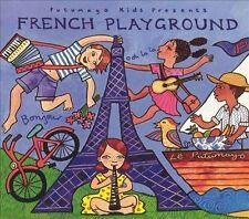 Putumayo Kids Presents French Playground [Digipak] Various Artists New CD World