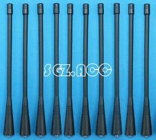 10x UHF Antenna For Motorola Radio CT250 CP200 GP338 PR860 P100 PRO2150 GP88